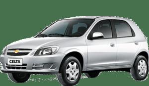 Celta - Locadora de carros em Florianópolis - PS Aluguel de carros