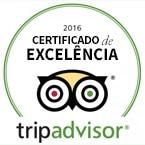 Logotipo Recomendado pelo TripAdvisor