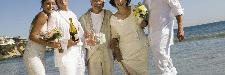o que vestir em casamento na praia