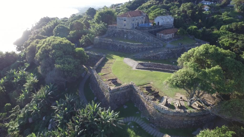 Forte São José da Ponta Grossa - Praia do Forte